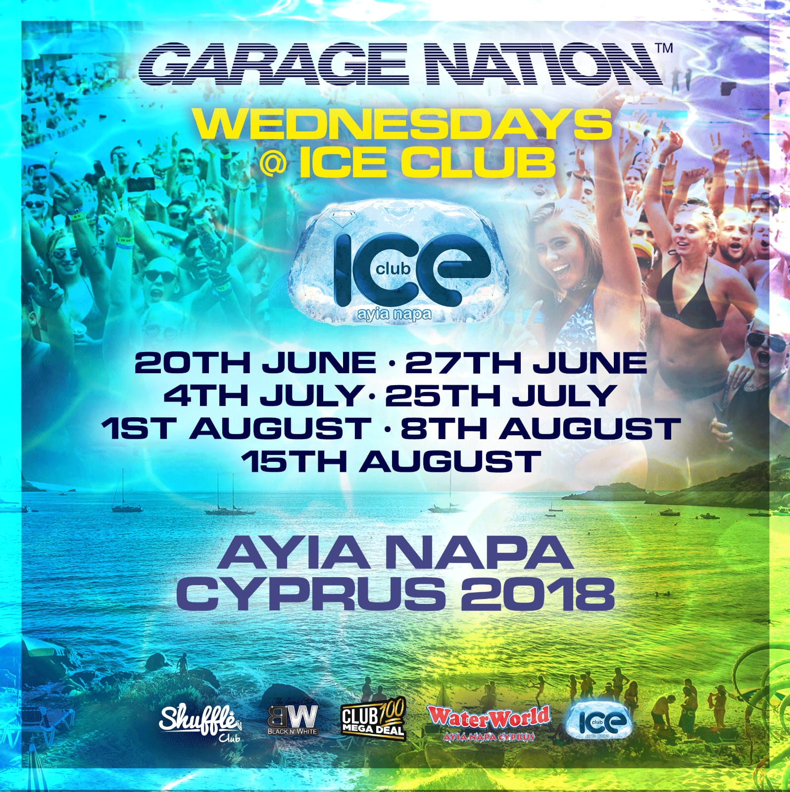 Garage Nation Ayia Napa