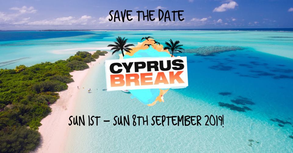 Cyprus Break September 2019