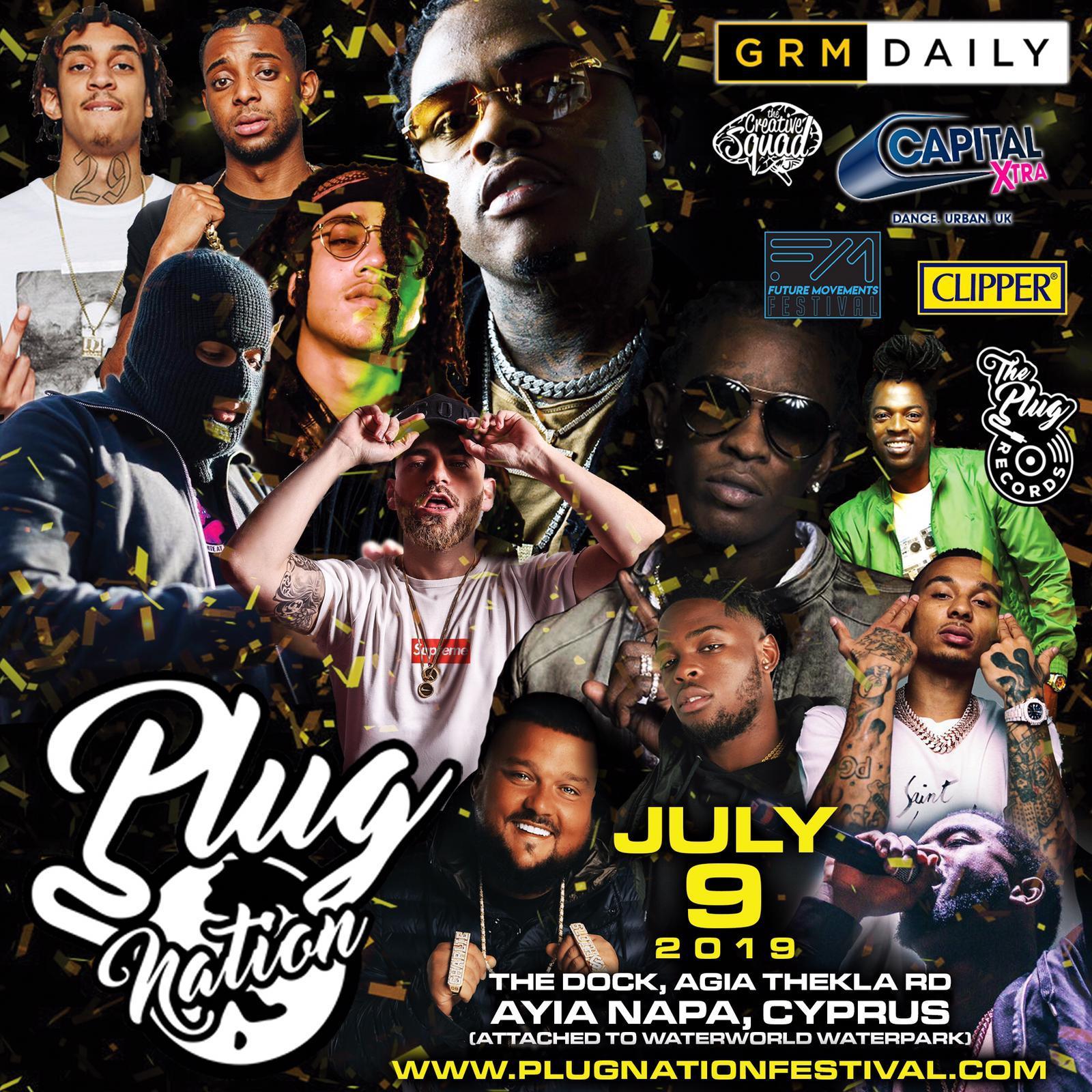 Plug Nation Festival Ayia Napa