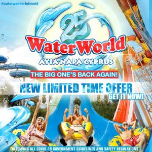 WaterWorld Themed Waterpark June 2021 Post